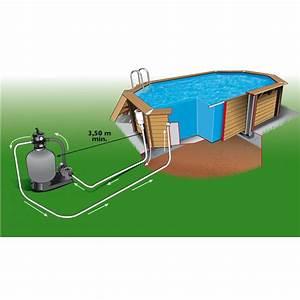 piscine bois octogonale allongee 400x610cm ocea toute With liner piscine hors sol octogonale bois 2 piscine hors sol bois ubbink fsc octogonale allongee ocea