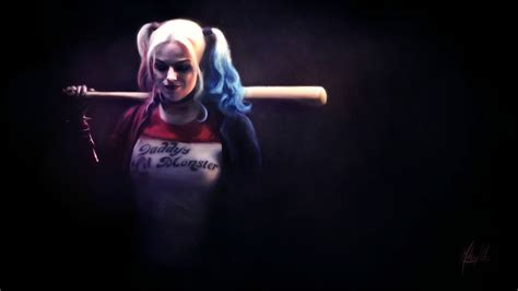 Animated Harley Quinn Wallpaper - harley quinn wallpapers hd