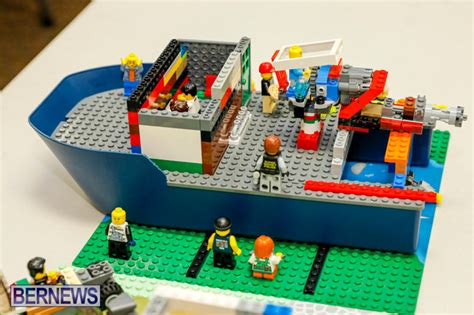 video annex lego building contest bernews