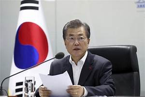 South Korea's president wants more talks with North to ...