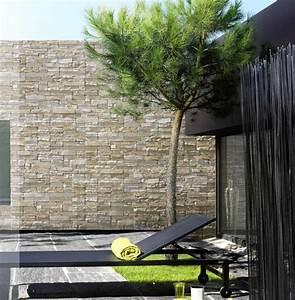 mur de terrasse meilleures images d39inspiration pour With superb photo amenagement terrasse exterieur 12 parement mur interieur
