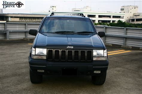 jdm jeep cherokee 1998 rhd jeep grand cherokee canada post rsmc vehicle
