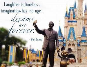5 Things Walt D... Laughing Disney Quotes