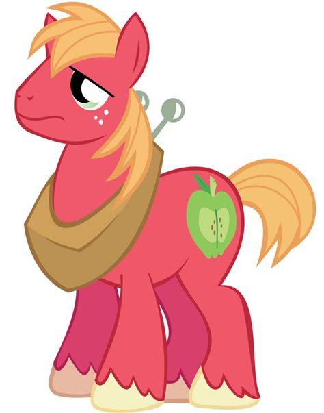 macintosh mac mlp vector pony little applejack mcintosh deviantart wikia wiki loops infinite brother fandom kna granny smith pixels characters