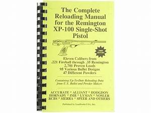 Loadbooks Remington Xp
