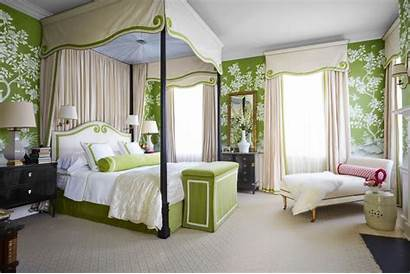 Bedroom Wallpapers Bedrooms Statement Patterned Perfectly Target