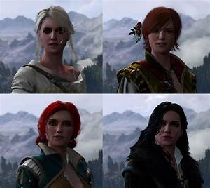 You Can Play Witcher 3 As Ciri Yennefer And Shani TechJeep