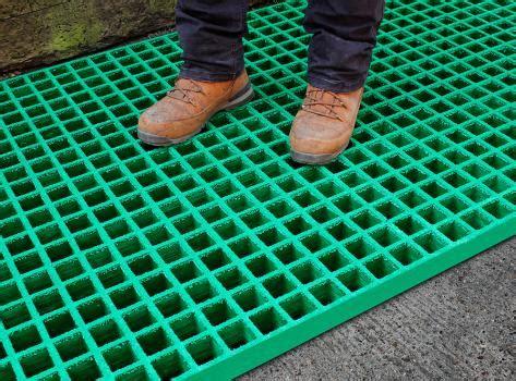grp grating fibreglass grating anti slip flooring industrial grating