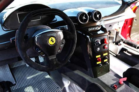 Ferrari Fxx Vs Ferrari 599xx