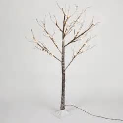 christmas tree made of christmas tree and 2 candles twig christmas