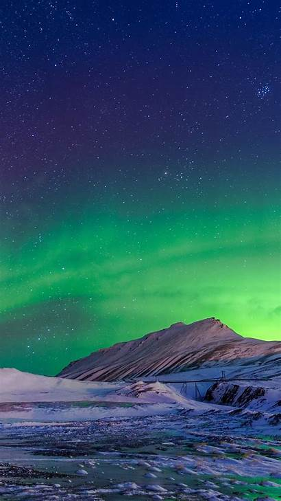 Polar Lights Norway 4k Backiee Background Wallpapers