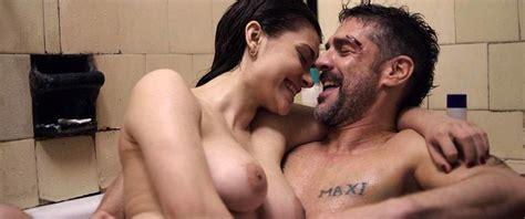 Eva De Dominici Nude Showering Pilation From