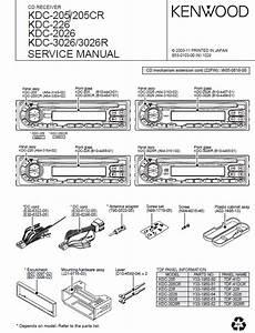 Kdc Mp242 Wiring Diagram
