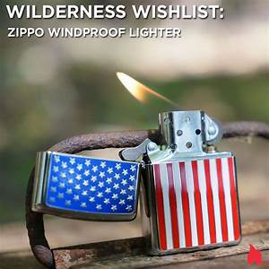 Zippo Windproof Lighter  This Icon Never Goes Out Of Style