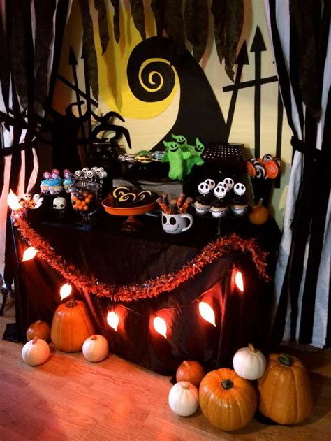 nightmare before decorations ideas best 25 birthday decorations ideas on