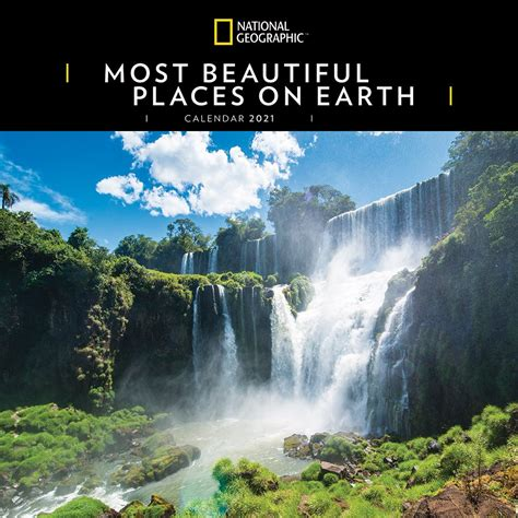 National Geographic 'Most Beautiful Places on Earth' 2021 ...