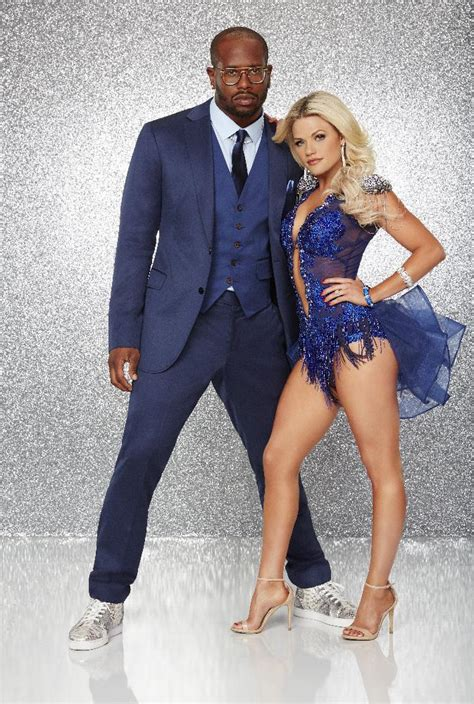 dancing stars season von cast miller witney carson dwts ex wife antonio trump partners mischa whitney lee dance portraits marla