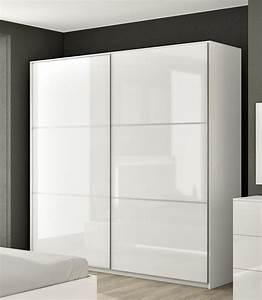 Armoire Chambre Blanche : photo armoire de chambre design ~ Teatrodelosmanantiales.com Idées de Décoration