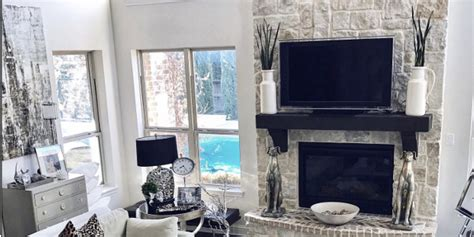 How To Clean Stone Fireplace With Simple Steps With Ch