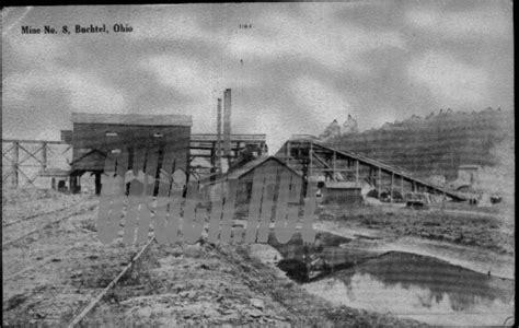 Buchtel Coal Mine Photo 1908