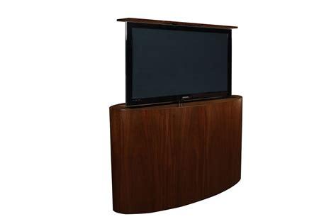 stock size modern flat screen tv lift cabinet
