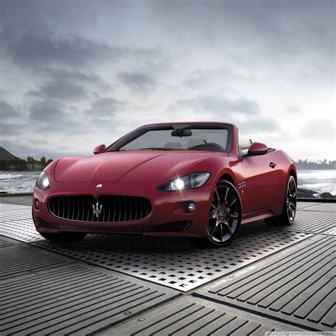 Maserati Grancabrio 4k Wallpapers by 2011 Maserati Grancabrio Sport 4k Hd Desktop Wallpaper For