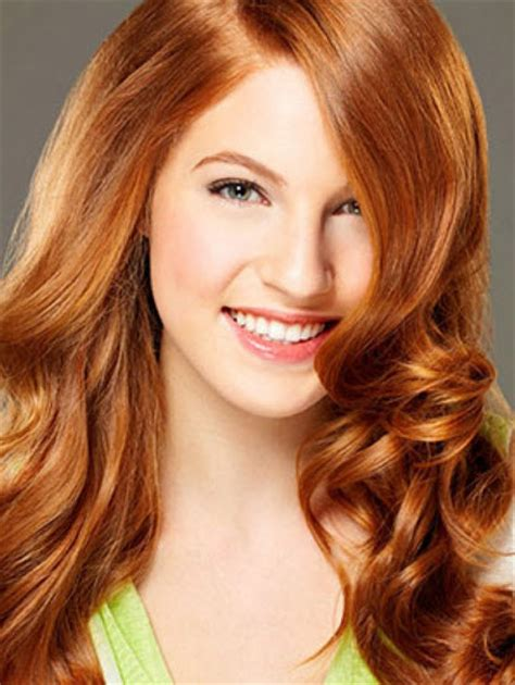 Hairstyles For Redheads The Right Way To Rock Red Hair