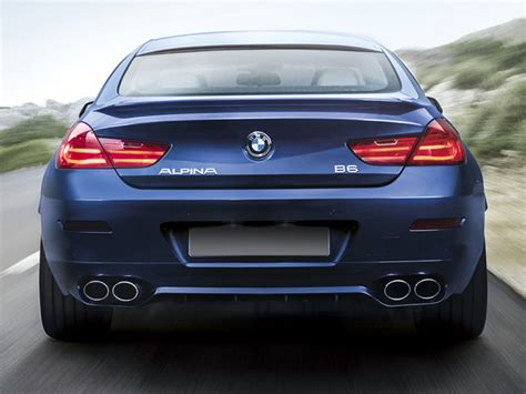 2018 Bmw Alpina B6 Gran Coupe Deals, Prices, Incentives