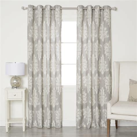 Best Curtain Panels best home fashion inc linen blend grommet top curtain