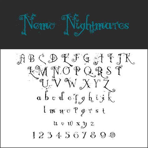 halloween fonts licensed    skin crawl