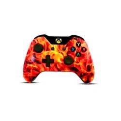 controller design xbox one controller flaming design custom controllers