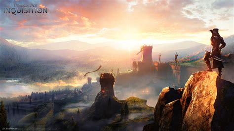 Take A Look At Some Of Dragon Age Inquisitions Stellar