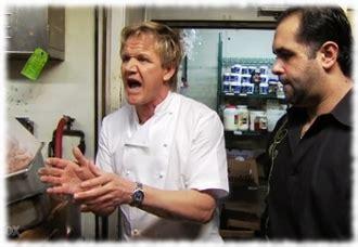 The Worst Kitchen In Gordon Ramsay's Kitchen Nightmares