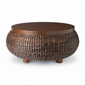 palecek havanawood coffee table 7716 rattan wicker furniture With palecek coffee table