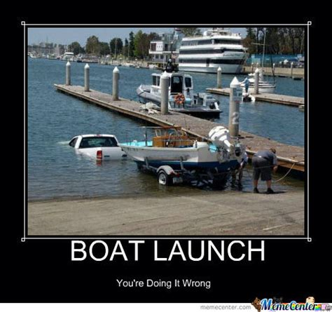 Boating Memes - boat launch by carebear meme center