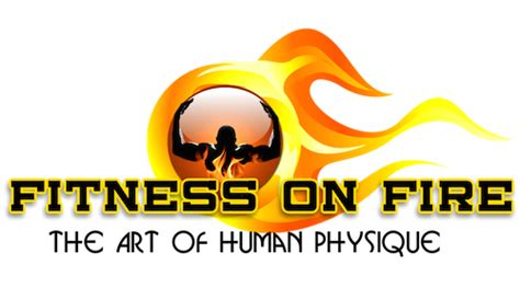 Online Fitness Training On Fire