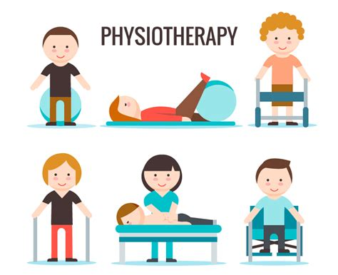 Physical Therapy Clip Conditions Physical Therapists Treat That You May Not Be