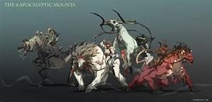 The gallery for --> The Four Horsemen Darksiders Wallpaper