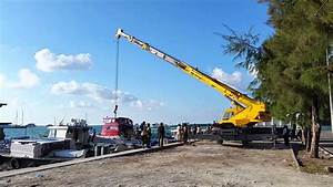 Yd Works Kobelco Rk 250 Rough Terrain Crane