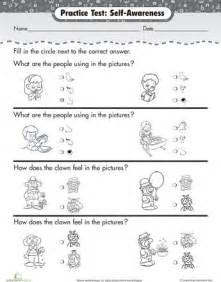 Worksheets Five Senses Feeling