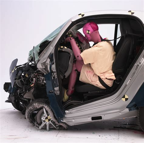 iihs tests small cars in crash tests