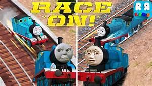 Download Thomas Vs Edward Blue Engine Vs Blue Engine