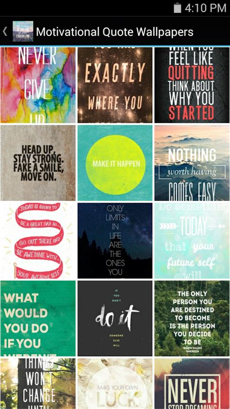 top  inspiring wallpaper quotes applications androidpit