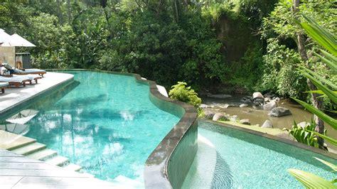 ubud hanging gardens le 10 piscine pi 249 mondo gizzeta