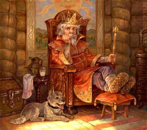 quot солдат и царь в лесу quot русская народная сказка