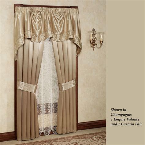Empire Valance by Empire Valance Window Treatment