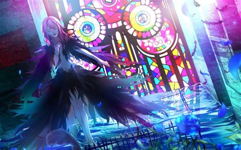 Anime Wallpaper Guilty Crown - inori yuzuriha guilty crown 5 wallpaper anime
