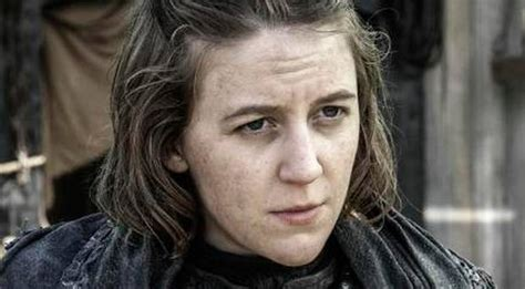actress gemma in game of thrones actress gemma whelan i m a vegetarian but on game of