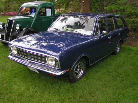 Ford Cortina GT Estate | Ford Cortina Estate converted to ...
