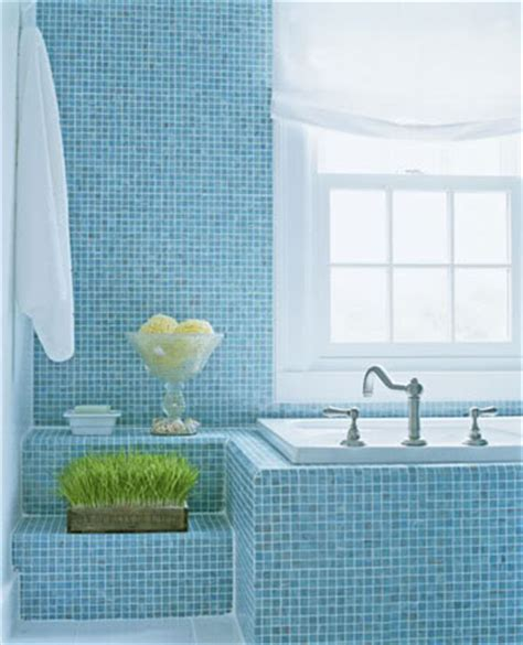 5 Techniques to Use Blue Color in Bathroom Tile Design